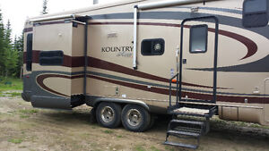 'Kountry Aire' 2006 5th Wheel