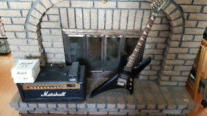 Jackson guitar bundle