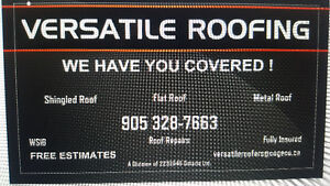 In need of a new roof or roof repairs?