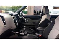 2015 Kia Soul 1.6 CRDi Connect 5dr Manual Diesel Hatchback