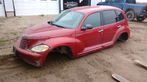 2005 Pt cruiser for parts