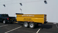 DUMPSTER RENTAL-CAPITAL BIN RENTAL SERVICE