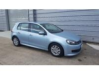 2012 Volkswagen Golf 1.6 TDI BlueMotion Tech 5dr