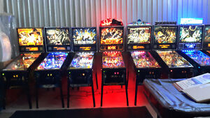 Pinball machines & Nascar Driving games, Arcade games,much more