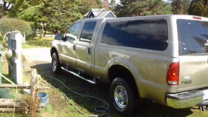 2003 Ford F-250 Fourgonnette, fourgon