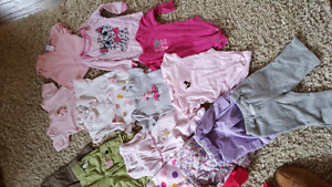 12 month girls baby clothes