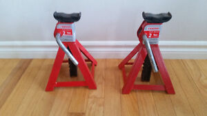 Jack Stands - 2 Ton (two of them)