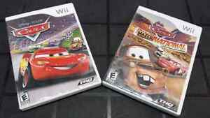 Wii Cars games
