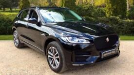 2017 Jaguar F-PACE 2.0d (163) R-Sport 5dr Manual Diesel Estate