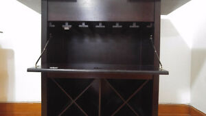Wine Cabinet – Moving Sale