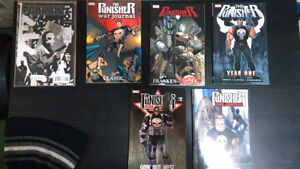 Various Punisher Collections - Mostly Recent - NM Kingston Kingston Area image 1