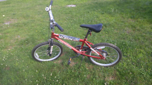 Kids bicycles!  Need the space.  Need gone.