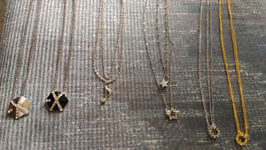 Brand new necklaces