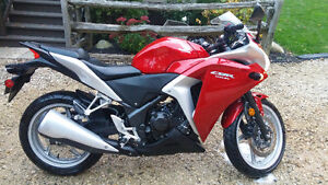 2012 HONDA CBR 250 FOR SALE