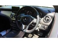 2013 Mercedes-Benz A-Class CLA 220 CDI AMG Sport Tip with Automatic Diesel Saloo