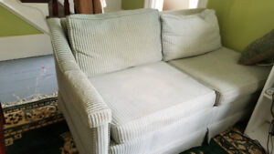 "4 Seater couch in good condition (two matching units, 60"" each)"