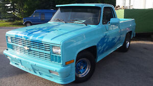 83 Chevy Pickup 454 RACE