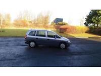 Vauxhalll Zafira 1.6i 16v 2003MY Club