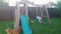STEP 2 SWING SET