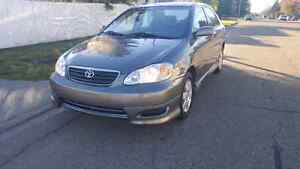 Corolla S 2006 mint condition low kms