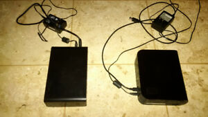 EXTERNAL HARD DRIVES FOR BELL SATELLITE RECEIVER 2 for 50