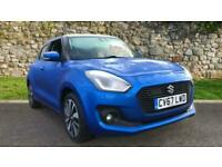 2017 Suzuki Swift 1.0 Boosterjet SZ5 Automatic Petrol Hatchback