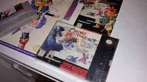 CHRONO TRIGGER WITH GUIDE