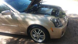 2005 Cadillac CTS Sedan   3.6L