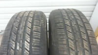 StarFire size 215 60 16 all season tires