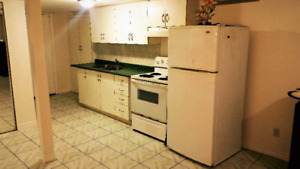 2 Bedroom Basement Apartment Rutherford & Dufferin
