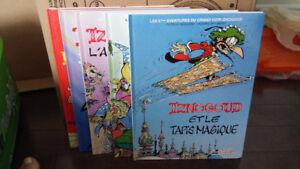 Comique. collection 16 volumes Iznogood