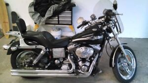 Harley Davidson Dyna Low Rider for cash or truck, SUV