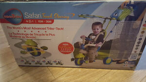 smarTrike 4-in-1 with Touch Steering (new never opened in box)