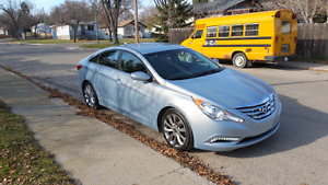 2011 Sonata. Full Warranty until 200k.