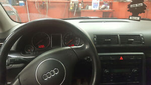 2005 Audi A4 Wagon SAFETY AND E TESTED