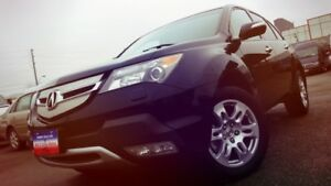 2009 Acura MDX 7 SEAT/LEATHER/AWD/3.7 V6/S-ROOF/169K