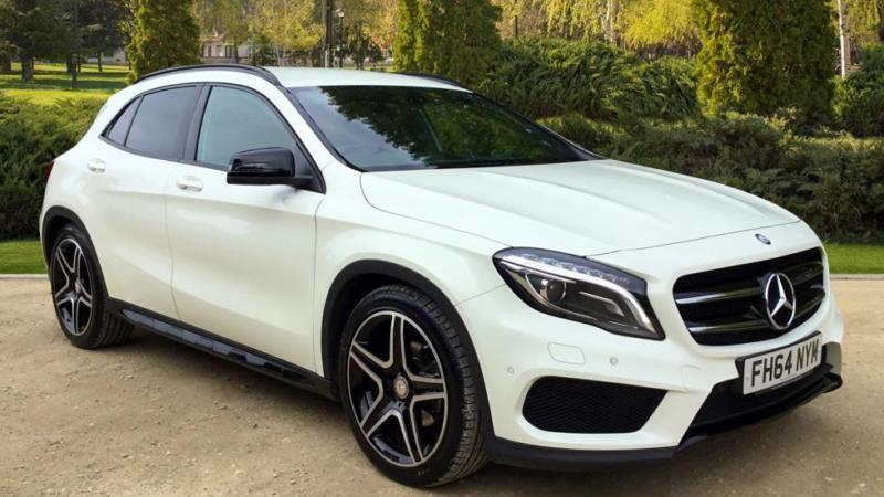 2015 mercedes benz gla class gla 200 cdi amg line 5dr prem automatic diesel hat in swindon. Black Bedroom Furniture Sets. Home Design Ideas