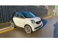2016 smart fortwo coupe 1.0 Prime Premium 2dr Small petrol Manual