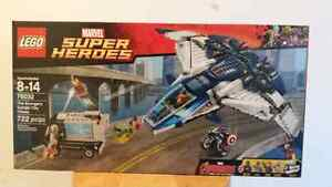 Lego Marvel Age of Ultron 76032 The Avengers Quinjet City Chase