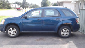 2009 Chevrolet Equinox LS-as is -needs a motor-and winter tires