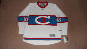 Chandail de Hockey Canadiens XL NEUF
