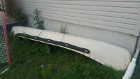 16 foot Sportspal Canoe - Aluminum with Electric Motor and Mount