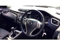 2015 Nissan Qashqai 1.2 DiG-T Acenta (Smart Vision Manual Petrol Hatchback