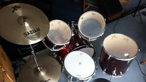 Sonor Drum Kit - Complete