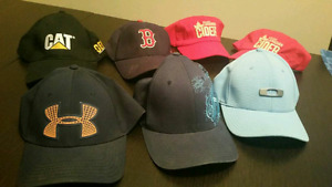 Hats $10 for all L/XL