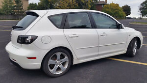 Great shape: 2006 Mazda3 Sport GT Hatchback