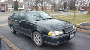 2000 Volvo S70 Sedan Sold As Is