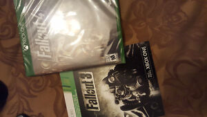 Fallout 4 & Code for Fallout 3
