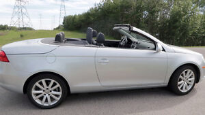 VW 2-liter EOS convertible - PRICE REDUCED AGAIN