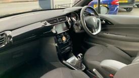 2017 DS Automobiles DS 3 1.2 PureTech Connected Chic 3dr Hatchback Petrol Manual